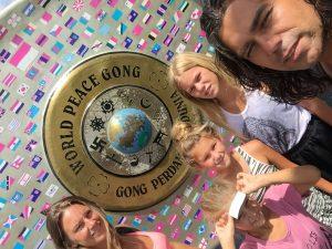 peace gong ambon