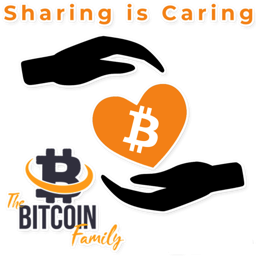 The Bitcoin Family Sharing is Caring Tour