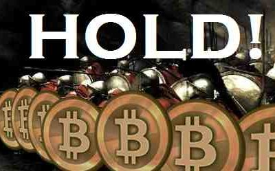 HODL BITCOIN and stay Happy Long time !